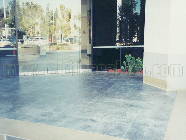 Water Damagecalifornia Tile Sealers California Tile Sealers