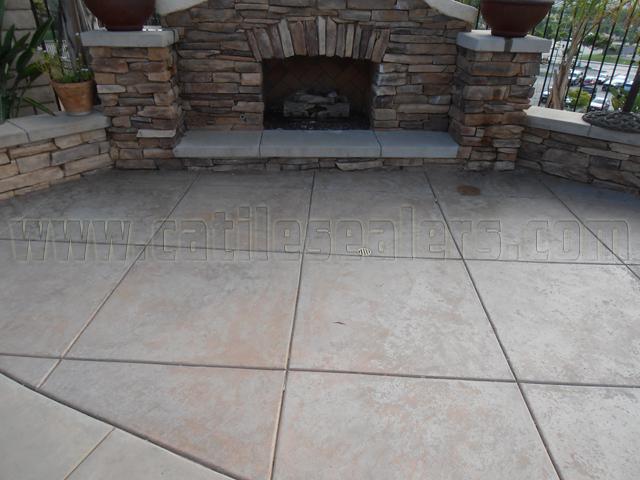 Concretecalifornia Tile Sealers California Tile Sealers