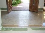 Marble floors Escondido dull.