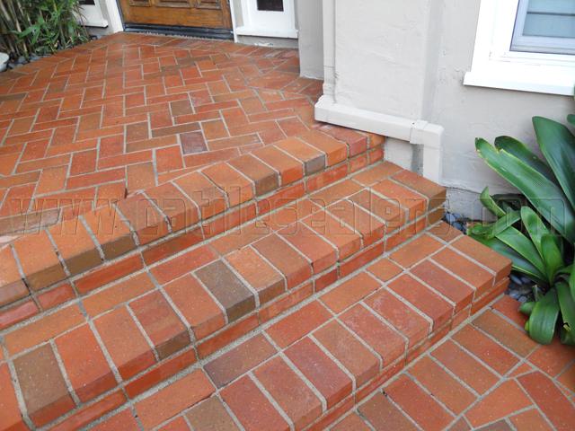 Brick Cleaningcalifornia Tile Sealers California Tile