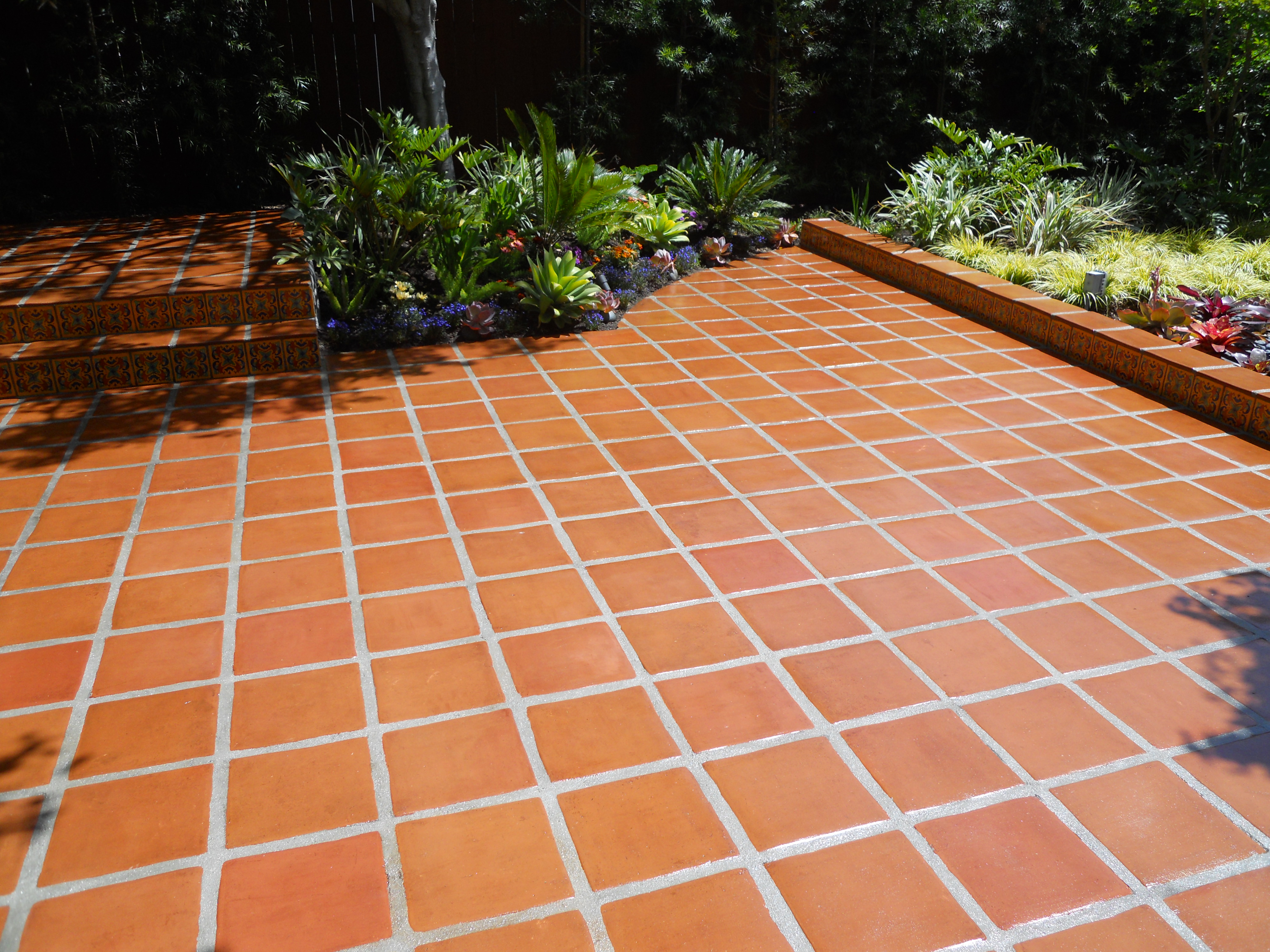 Tecate Tile Mexican Paverscalifornia Tile Sealers