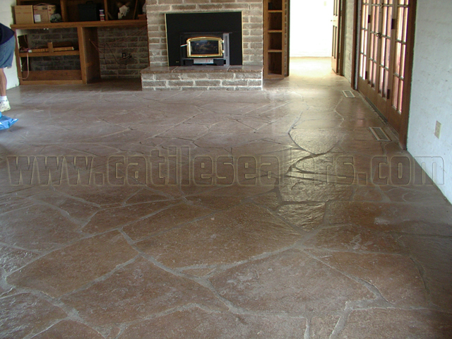 Flagstonecalifornia Tile Sealers California Tile Sealers