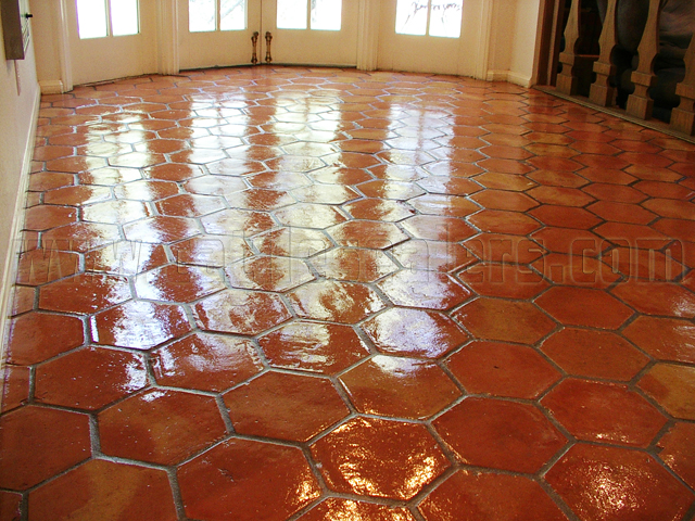 Saltillo Tile Mexican Paverscalifornia Tile Sealers