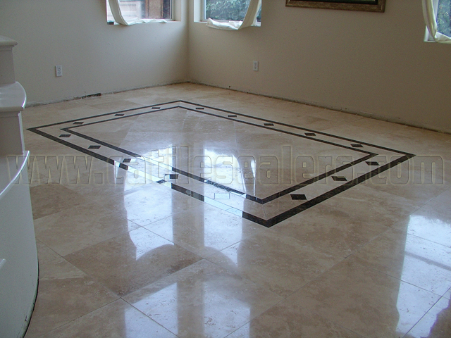Travertine Floorscalifornia Tile Sealers California Tile